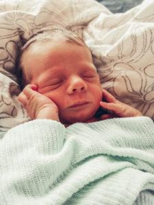 vauva ei nuku