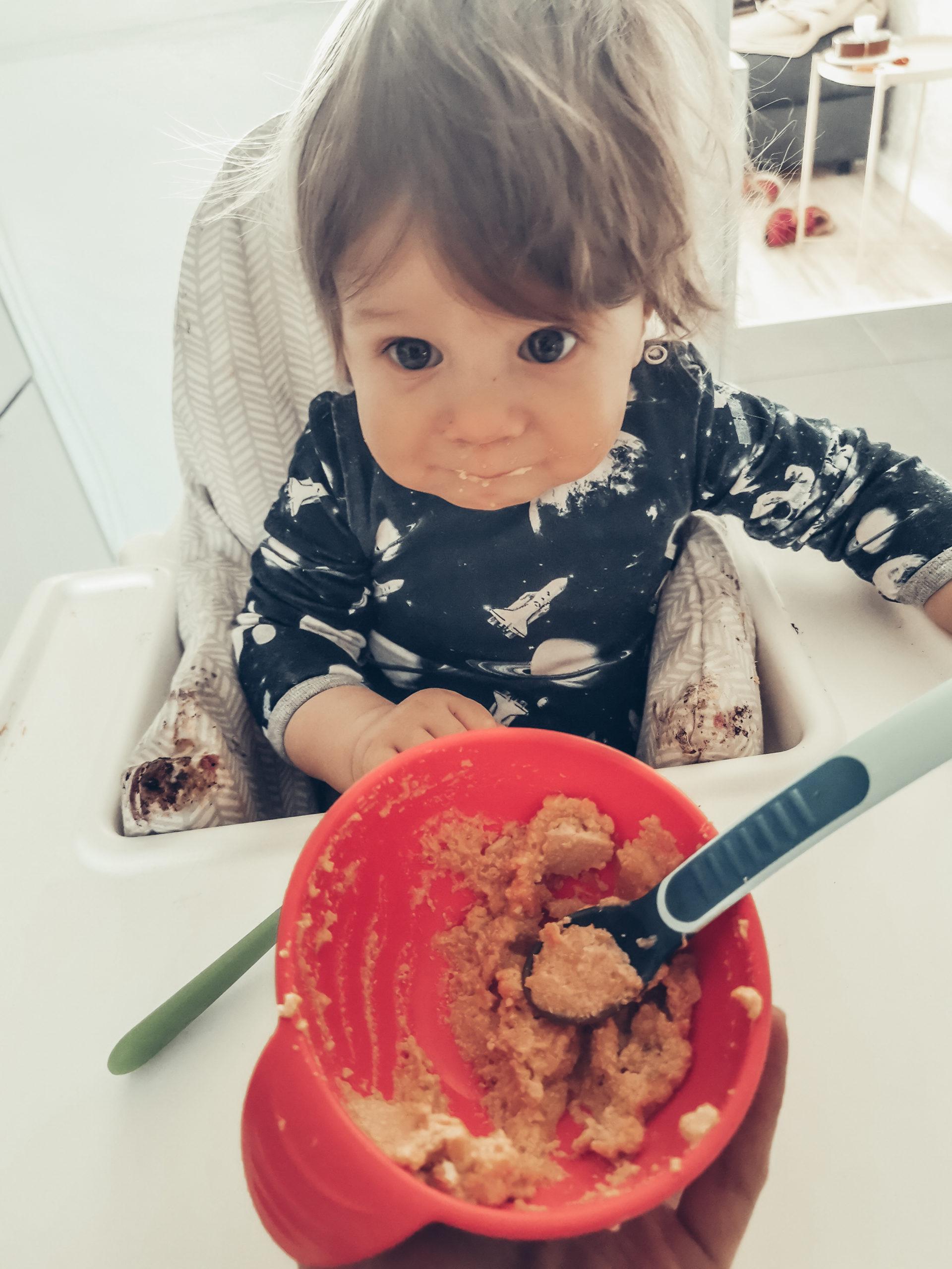 Ainu MAM Feeding Spoon