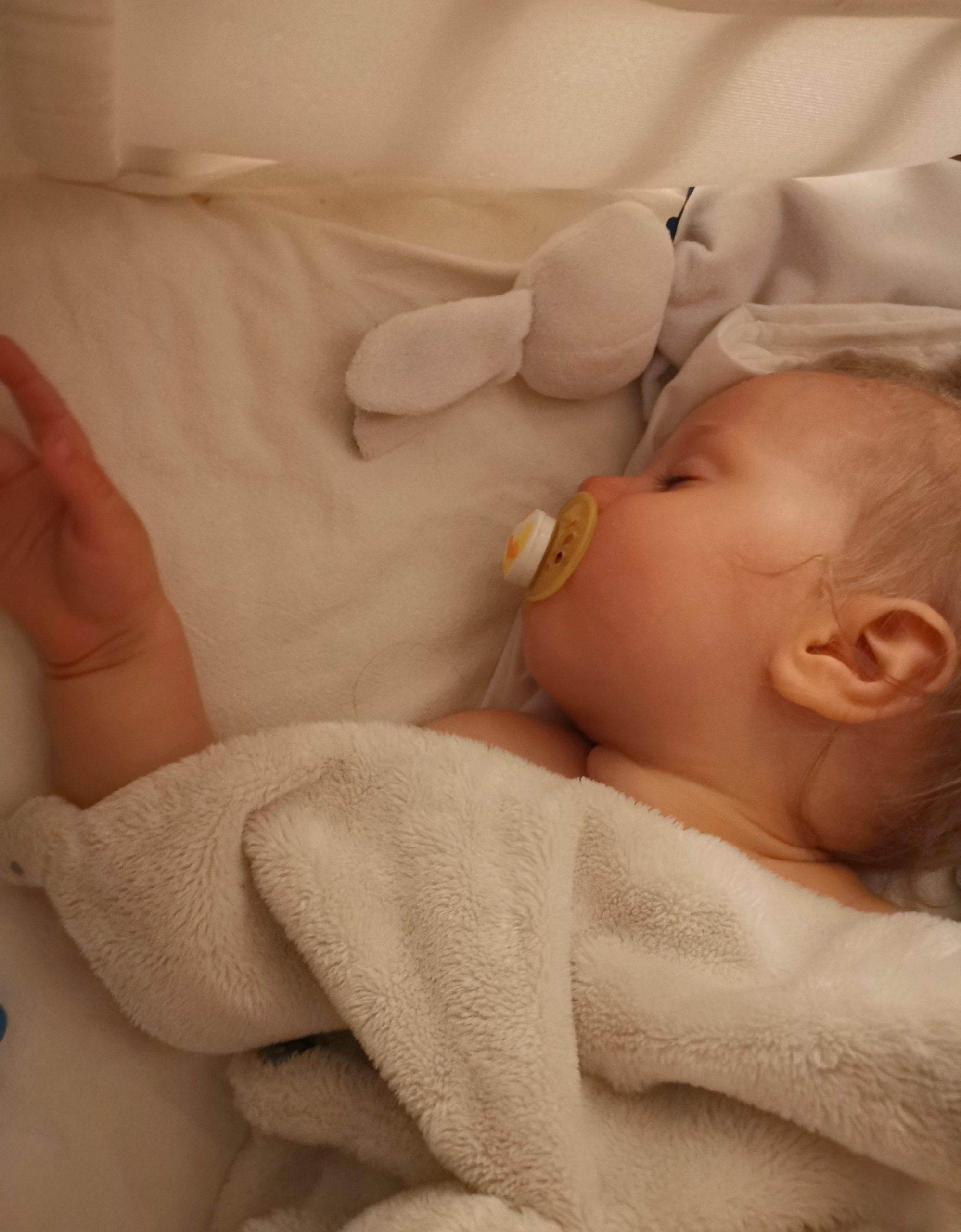 Vauva herää liian aikaisin